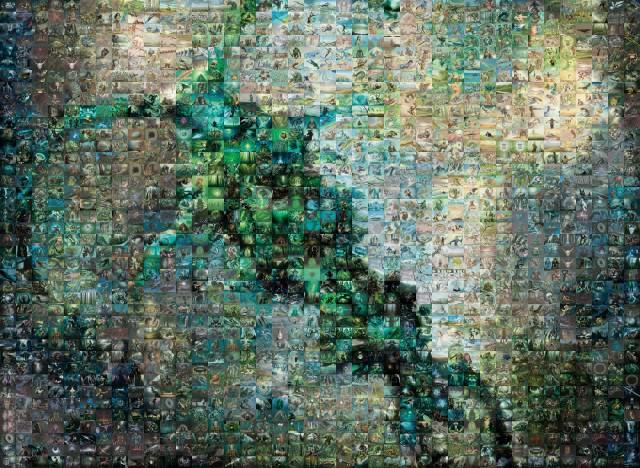 golgari-keyrune-mosaic